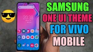 Samsung one ui theme for vivo