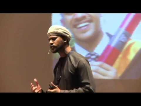 Tariq Al-Barwani at Tedx Muscat 2013