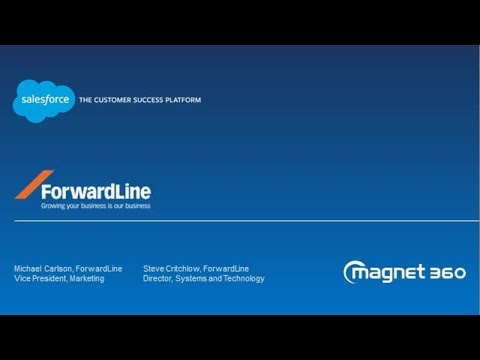 ForwardLine Shares How They Tripled Loan Applications with Community Cloud