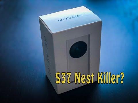 Wyze Cam Pan 1080P - A Nest Killer?