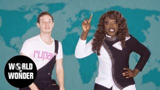 BOBBIN' AROUND - THE UK w/ Bob the Drag Queen and Luis