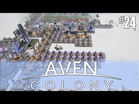 Aven Colony #24 Massive Solar Farm