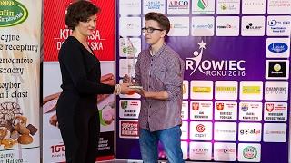 Sportowiec Roku 2016 w Regionie: Rafał Szulęcki (miejsce 6)