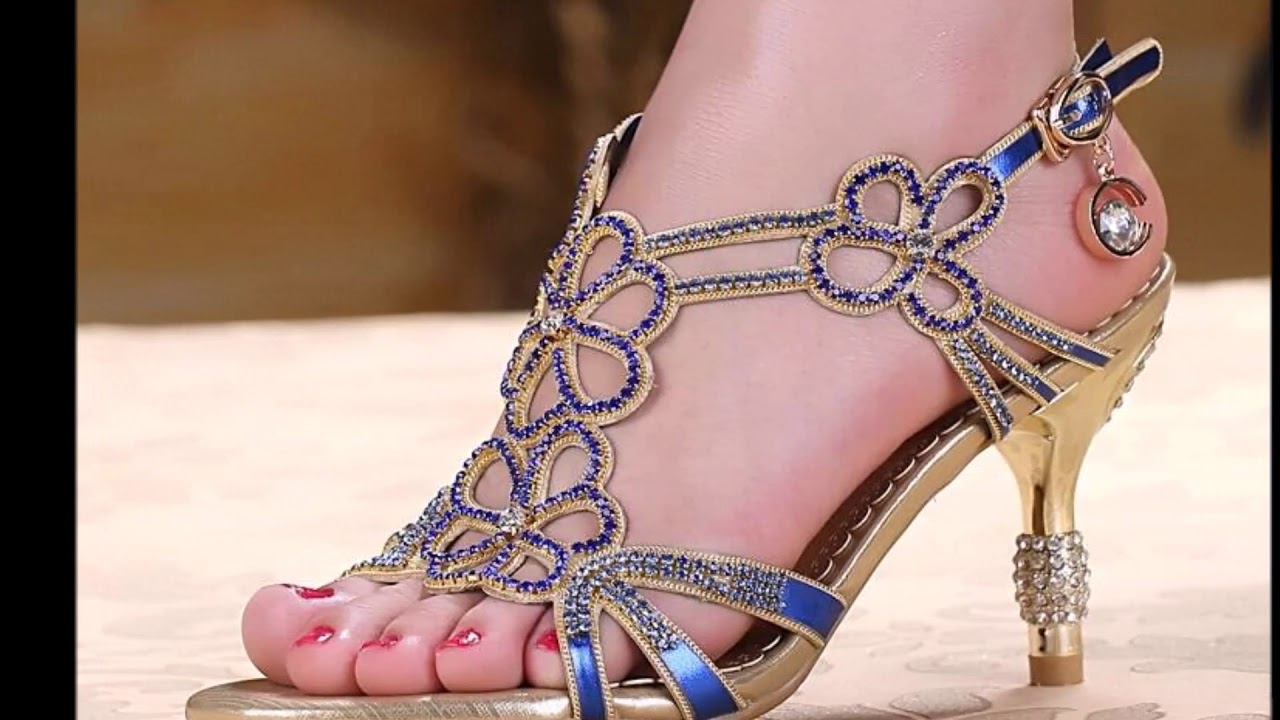 Latest Top Bridal Sandals | Beautiful