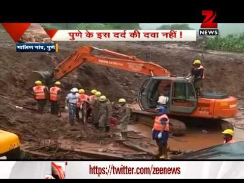 Pune village landslide : The complete story