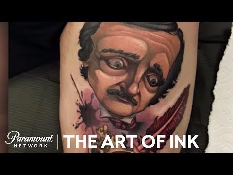 The Art of Ink: New School