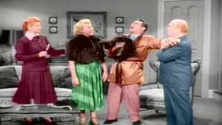 I Love Lucy: The Colorized Intro