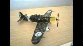 FIAT G 50 1/72 AIRFIX Regia Aeronautica