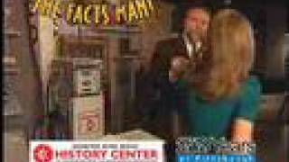 The Facts Man: Bingo, Nellie Bly, Gas Pump