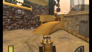 Wall-E серия 1 [Обучение]