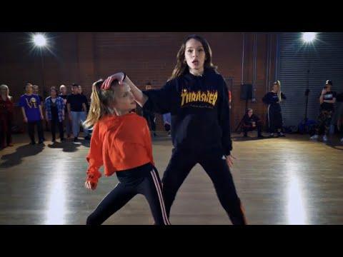 "Taylor & Reese Hatala ""filthy "" Justin Timberlake ,choreography By Jake Kodish"