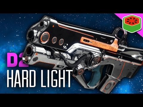 NEW HARD LIGHT - EXOTIC AUTO RIFLE | Destiny 2 Gameplay