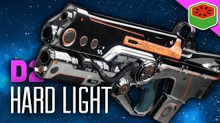 NEW HARD LIGHT - EXOTIC AUTO RIFLE   Destiny 2 Gameplay