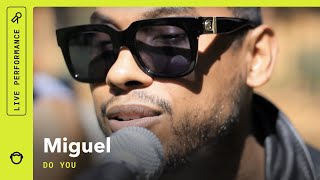 "Miguel ""Do You"" (live): South Park Sessions"
