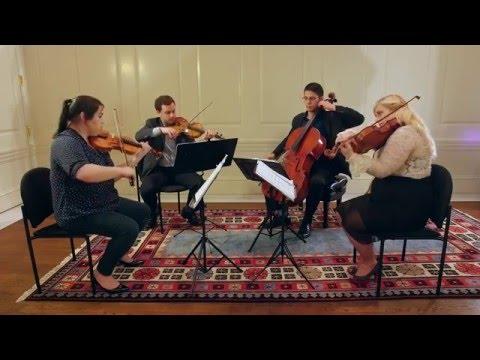Halo Medley (string quartet arrangement)