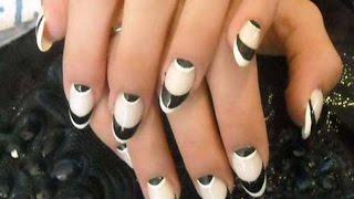 Уроки коррекции ногтей гелем