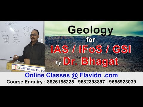 Know how to score 280+ in Geology optional By Dr. Bhagat. (Skylight IAS)