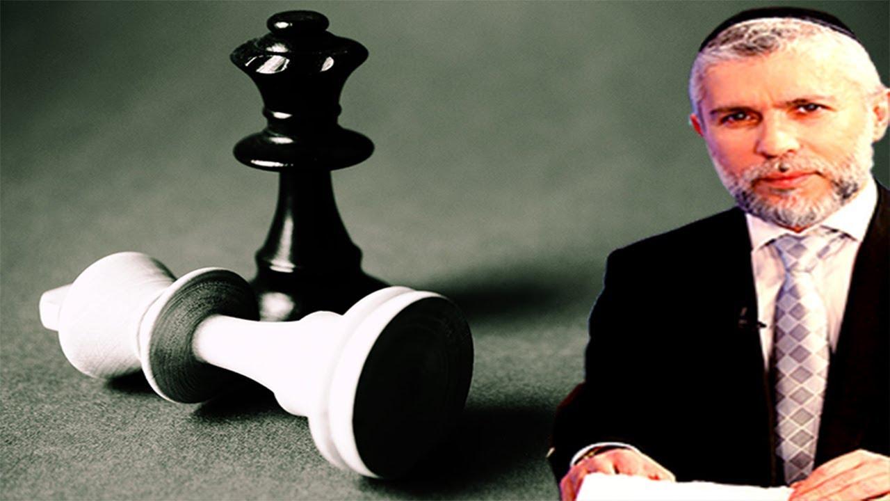 ☢ בול פגיעה - הרב זמיר כהן: ההבדל בין שחמט לדמקה | השגחה פרטית מדהימה!