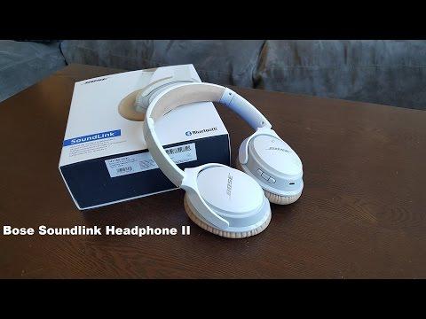 Bose Soundlink Headphone II Review