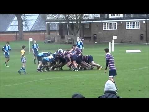 Berkhamsted School U16 V Rugby School U16