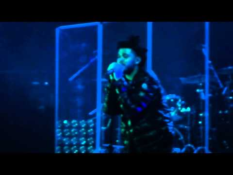 The Weeknd - House of Balloons/Glass Table Girls (Live in Glasgow)