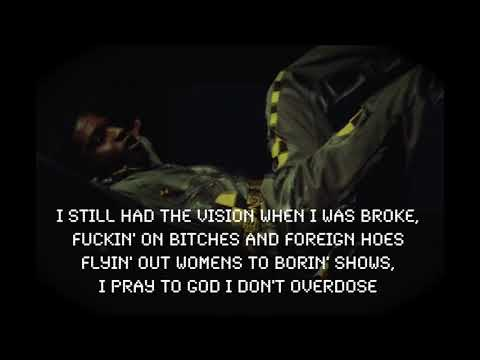 A$AP Rocky - A$AP Forever ft. Moby ( OFFICIAL LYRICS )