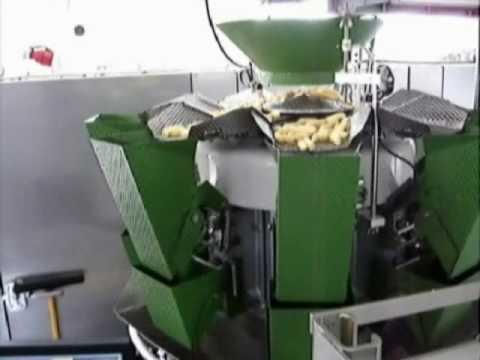 emballage de pâtes fraîches et séchées