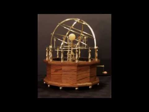 Grand Orrery from Science Art