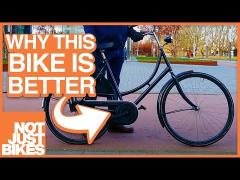 Why Dutch Bikes