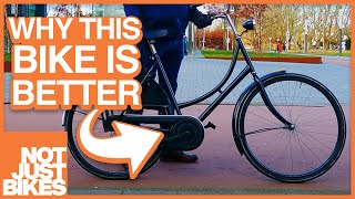 Why Dutch Bikes Are Better And Why You Should Want One