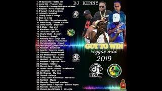 DJ KENNY GOT TO WIN REGGAE MIX FEB 2019
