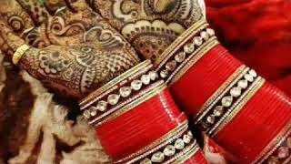 Beautiful Red Braidal Chuda Collection||New Collection Of 2018 & 2019||