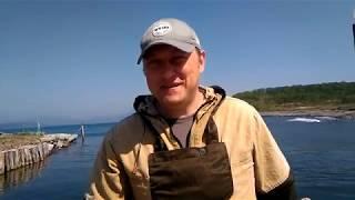 Рибалка вихідного дня на мису Єлізарова р. Знахідка 26.05.2019 р.