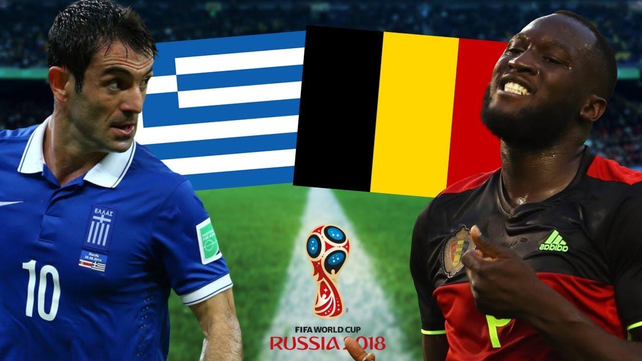 Belgien Griechenland