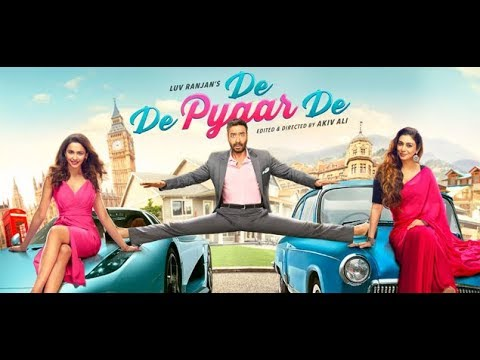 Download De de pyar de Movie   Download link   de de pyar de movie download kaise kre