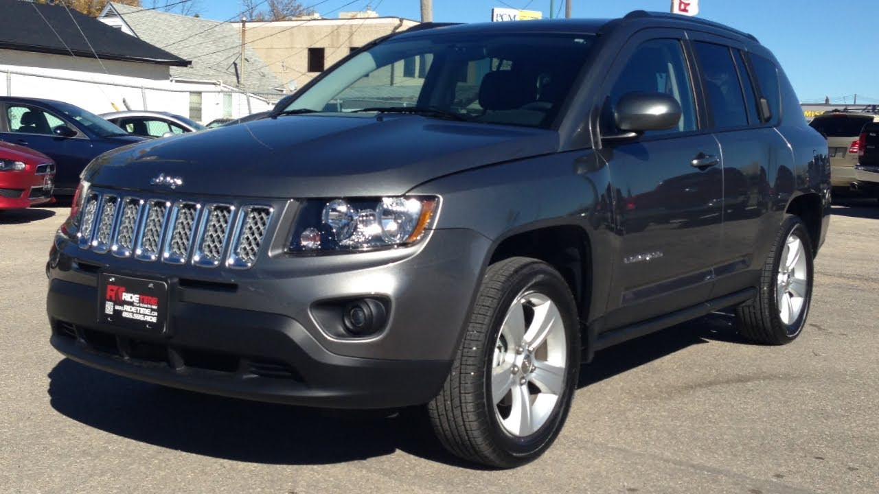 2014 Jeep Compass North Edition - Winnipeg  Mb