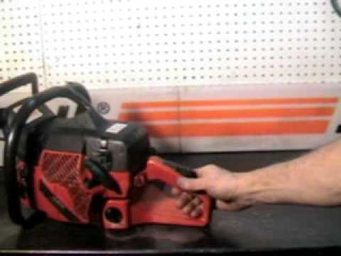 The chainsaw guy shop talk Jonsered 2171 chainsaw 10 6