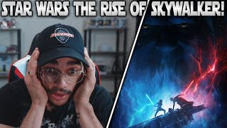 Star Wars: The Rise of Skywalker (2019) Movie Reaction! FIRST TIME WATCHING!