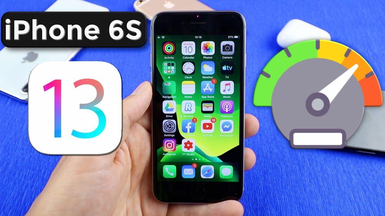 Iphone 6s Ios