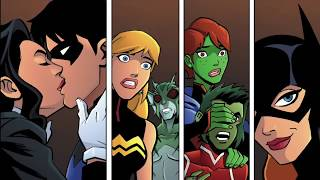 Video Who's Had Sex With Who In Young Justice? download MP3, 3GP, MP4, WEBM, AVI, FLV November 2017