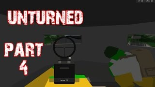 Unturned Gameplay Walkthrough Part 4 - Psychedelic Berries (PC)