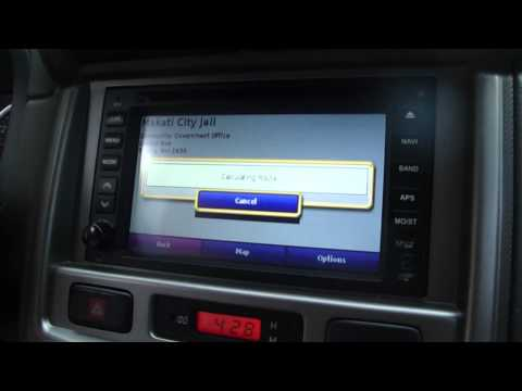 Toyota Avanza HeadUnit