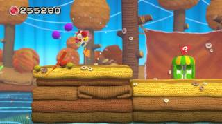 Yoshi's Woolly World: 4-3. A contracorriente