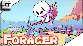 Let's Play Forager - Will This 2D Game Make Me A Believer?