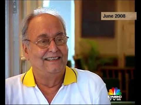 Being - Soumitra Chatterjee