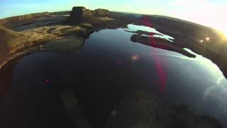 Dry Falls State Park - Washington - Trike Flying