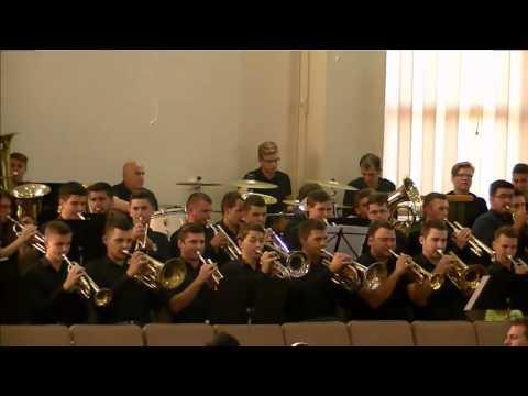 Elim & Jebel Brass Band - Domn triumfator/Pomii din palme