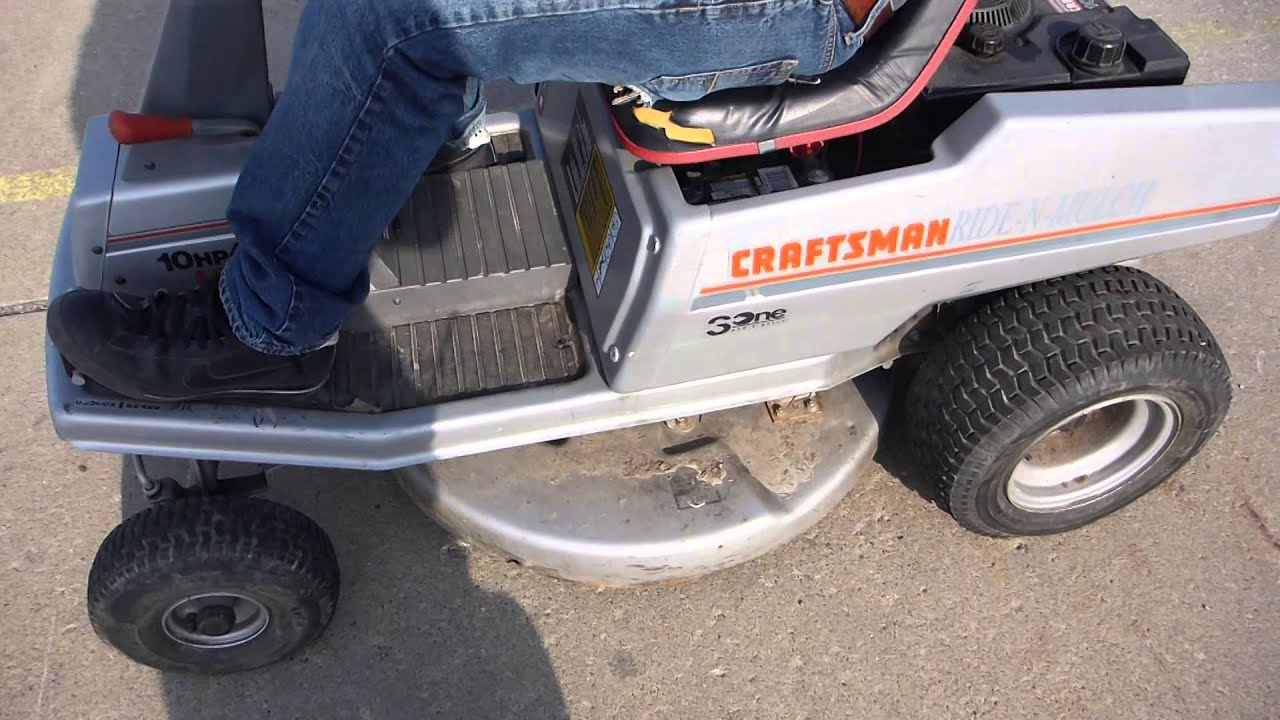 Old Craftsman Riding Lawn Mower 1 2 Hp Wiring Diagram Opinions Marvellous Images Best Image Wire Binvm