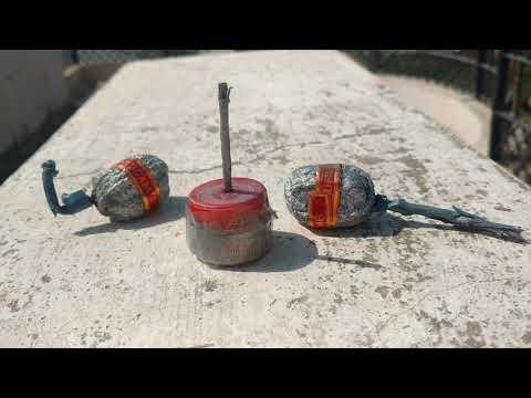"""Bomb Making With Bottle Cap """"बोतल के ढक्कन से बम बनाए """""""