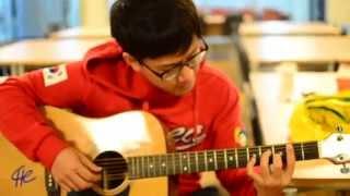 Glen Fredly - Sekali ini saja (cover) by Philip Wijaya